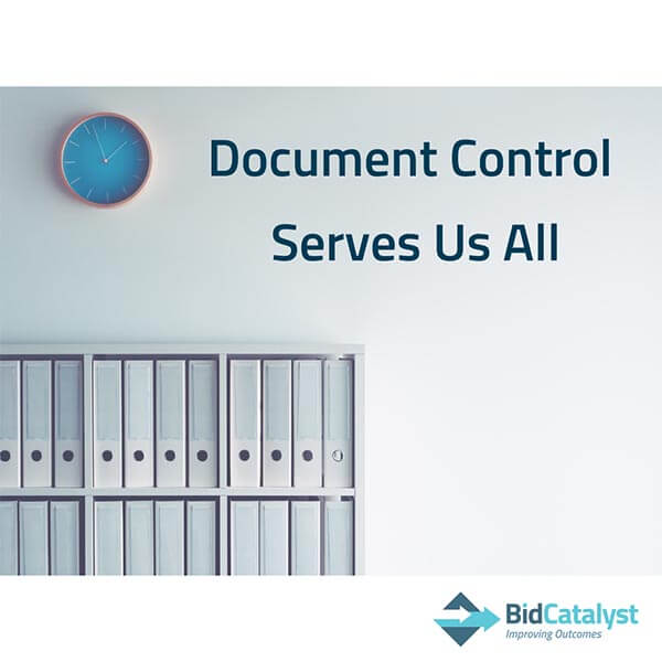 Document Control – Why it is important