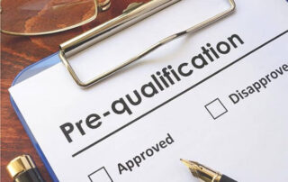 What is the purpose of a Pre-Qualification?